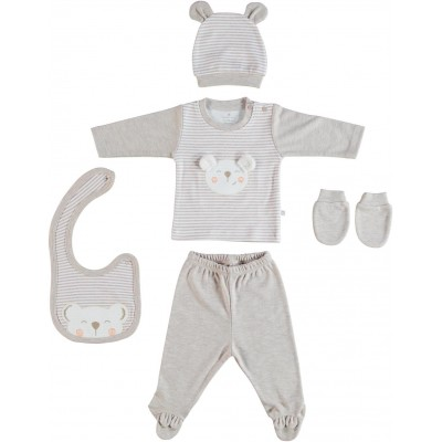 Bibaby 62114 Piccolo 5 Li Set