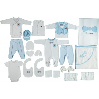 Bibaby 84008 Bi Man 20 Li Set