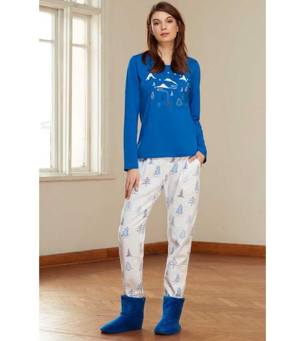 Catherine's 1323 Bayan Pijama Takımı