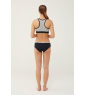 U.S. Polo Assn. 66273 Kadın 3 Adet Hipster Şort