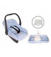 Sevi Bebe ART-61 Bel Destekli Ana Kucağı Örtüsü