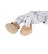 Sevi Bebe ART-686 Gaz Giderici Kiraz Çekirdekli Patik
