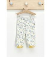 U.S Polo Erkek Bebek 5'Li Zıbın Seti Sarı
