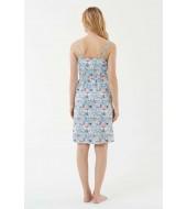 US Polo Assn 16552 Kadın Elbise