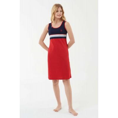 US Polo Assn 16517 Kadın Elbise