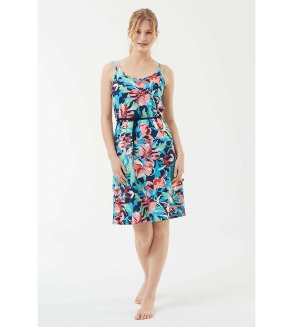 US. Polo Assn. 16573 Kadın Elbise