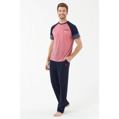 U.S. Polo Assn. 18434  Erkek Pijama Takımı